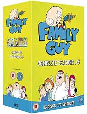 Family Guy - Season 1-5 [DVD][Region 2]