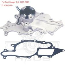 Engine Water Pump +Gasket for Ford Ranger 3.0L 1995-2008  XL5Z85-01AD