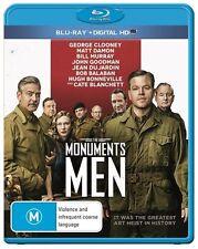 Monuments Men : NEW Blu-Ray
