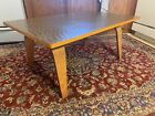RARE+Eames+OTW+1946+Coffee+Table+Maple+replacement+top+otherwise+all+original