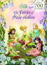 The Fairies of Pixie Hollow by Random House Disney Staff (2008, Paperback)