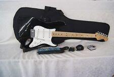 2002-2003 Fender Stratocaster Electric Guitar w/ Gig Bag & Extras Mexican