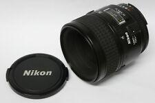 Nikon AF Micro Nikkor 2,8 / 60 mm D   Objektiv gebraucht
