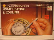 Quick Action Guide to Home Heating & Cooling Time Life Books Volume 9 (1977, HC)