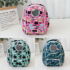 Pet Dog Carrier Backpack Breathable Outdoor Cat Dog Travel Shoulder Handle Bags