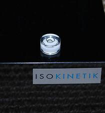 ISOkinetik SMALL SPIRIT BUBBLE FOR LEVELING TURNTABLES INC REGA ROKSAN AVID NAD