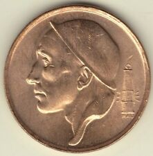 BELGIQUE/BELGIUM    50 Centimes     1957  QUALITE    TTB      BELGIE