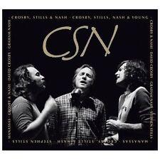 Crosby Stills & Nash 4 CD BOX SET & Booklet Folk Rock