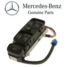 Mercedes W209 CLK320 CLK55 AMG Front Driver Left Quadruple Window Switch Genuine
