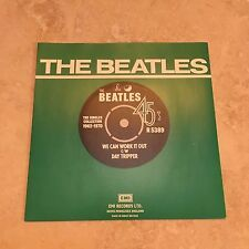 """The Beatles - We Can Work It Out - R5389 (7"""" Vinyl Single) Near Mint"""