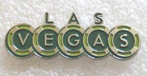 City of Las Vegas, Nevada Tourist Travel Souvenir Collector Pin