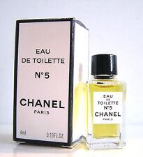 Chanel No 5 Miniatur 4 ml Eau de Toilette / EDT