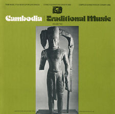 Various Artists - Cambodia: Traditional 2 / Various [New CD]