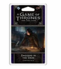 Game of Thrones 2nd Ed.Cards - Daggers In The Dark Chapter Pack - New