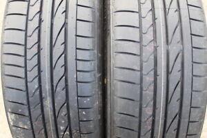 NEW 225 45 19 Bridgestone, Potenza RE050A, XL, 96W x2, Nissan Qashqai etc..
