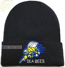 US NAVY USN NAVAL SEABEES CAN DO CONSTRUCTION BATTALION CB BEANIE WATCH CAP HAT