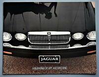 """ORIGINAL 1981 JAGUAR XJ6 PRESTIGE SALES BROCHURE ~ 20 PAGES ~ 8.5"""" X 11"""" ~ 81XJ6"""