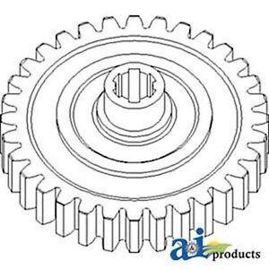 681627 Feeder Reverser Gear Fits Case-IH 2344 2366 2377 2388 2577 2588