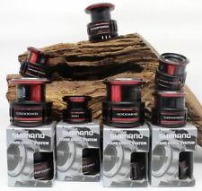 Shimano vanford bobina de repuesto spool 500 1000 2000 2500 3000 4000 5000 f Hg MHG XG