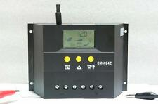Solar Charge Controller PWM 60A 12V/24V Auto Sence for Solar System LCD display