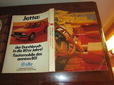 AUTOMOBIL REVUE 1980