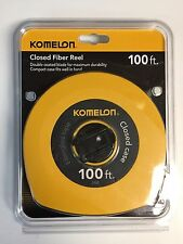 Komelon Closed Fiber Reel 3100 100ft