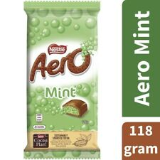Nestle Aero Peppermint Chocolate Block 118g