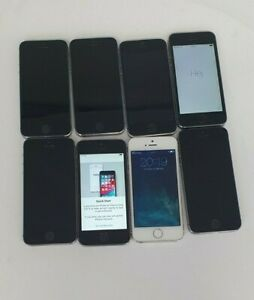 joblot 8x iphone 5s Untested -Spares and repairs