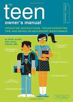 """Teenager Owner's Manual: """"Operating Instructions, Trouble-Shooting Tips, a,"""