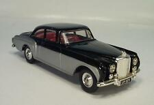 Corgi toys 224 Bentley Continental Sports Saloon plata-negro #186