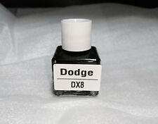 For Dodge Touch Up Paint Brush Repair Pure Black COLOR CODE DX8 8ML