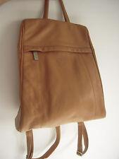 Superbe sac à Dos Cuir  CRINKLES TBEG Authentique  & vintage Bag