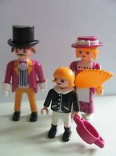 PLAYMOBIL @@ PERSONNAGES FAMILLE @@ MAISON VICTORIENNE 1900 @@ A 05