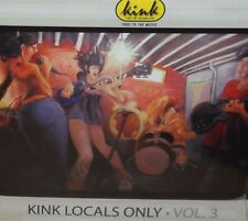 KINK LOCALS ONLY~V.3~PATRICK LAMB~Jazz~Ruby Hill~Beth Willis Rock Duo~NEW~ #37