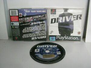 PS1 PlayStation Pal DRIVER 707