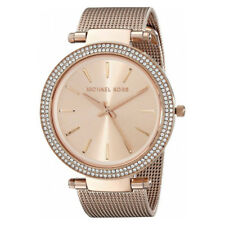 Women's Watch Michael Kors MK3369 Darci Dress Watches Quartz Rose Gold-Tone