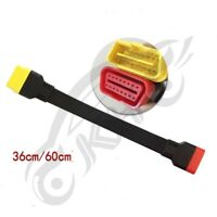 36cm Launch OBD Extension Cable for X431 Main OBD2 Extended 16Pin male to Female