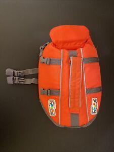 Outward Hound Granby Splash Dog Life Jacket X Small 5-15 Lbs 11-15 In