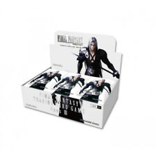 Final Fantasy TCG Sealed Collectible Card Game Booster Packs