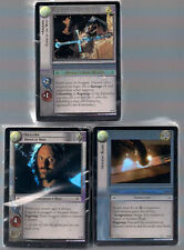 LOTR CCG TCG The Return of the King Complete FOIL set