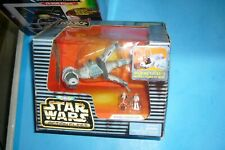 ACTION FLEET B-WING FIGHTER SEALED 1996 GALOOB MICRO MACHINES STARFIGHTER