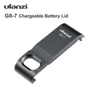 Ulanzi G8-7 Battery Cover Lid Removable with Type-C Port for Gopro Hero 8 Black