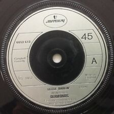 "THE DIAMONDS - LITTLE DARLIN - BIG BOPPER - CHANTILLY LACE - 7"" RECORD"