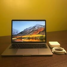 "2016 Apple Macbook Pro Retina Touch Bar 13"" 2.9GHz i5 256GB SSD 8GB SPACE GRAY"