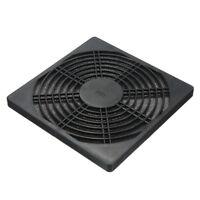 140mm Dustproof Dust Filter for Computer Fan Black