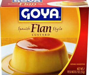 Goya Spanish Style Flan Box