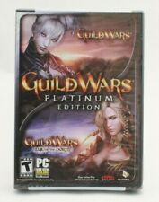 Guild Wars: Platinum Edition PC Brand New Sealed