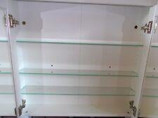 *IKEAHEMNES Spiegelschrank mit 2 Türen weiß (103x16x98cm) Badezimmer Schrank*