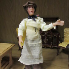 1/12 scale Dolls House Dolls Workman Carpenter