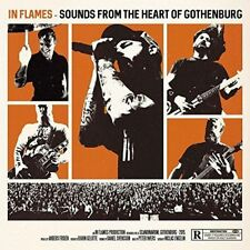 IN FLAMES-IN FLAMES LIVE IN SWEDEN: SOUNDS FROM THE HEART OF...-JAPAN 2 CD G35